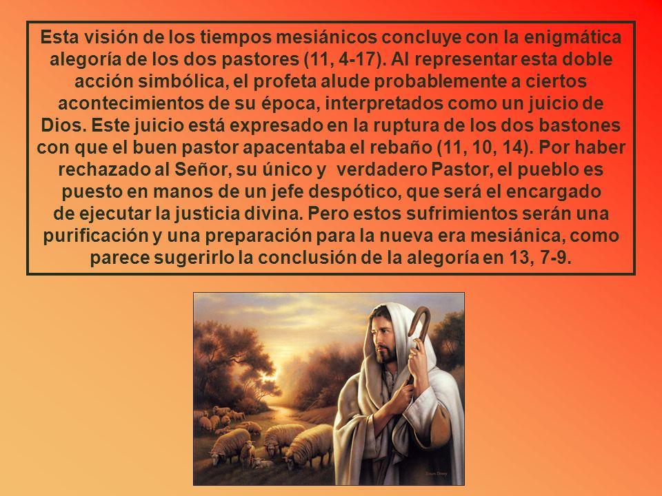 LIBERACION Y RETORNO DE ISRAEL Yo fortificaré a la casa de Judá y salvaré a la casa de José. Los restableceré porque tendré piedad de ellos, y serán c