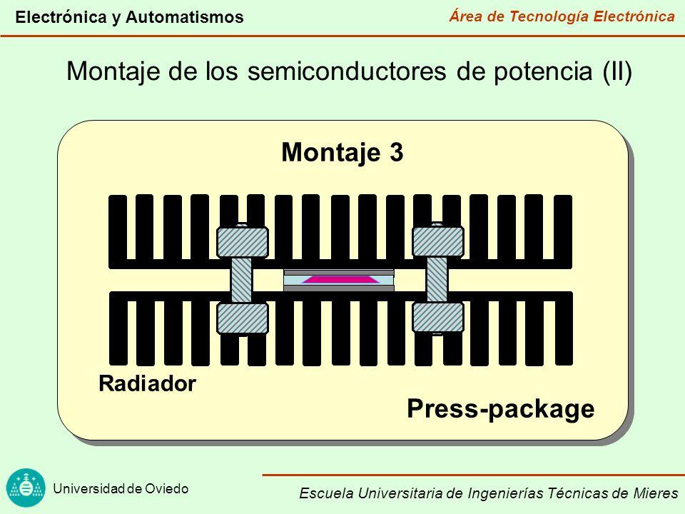 Área de Tecnología Electrónica Universidad de Oviedo Electrónica y Automatismos Escuela Universitaria de Ingenierías Técnicas de Mieres Convertidores CA/CC: rectificadores (I) Rectificadores no controlados Rectificador monofásico de onda completa Rectificador trifásico de media onda