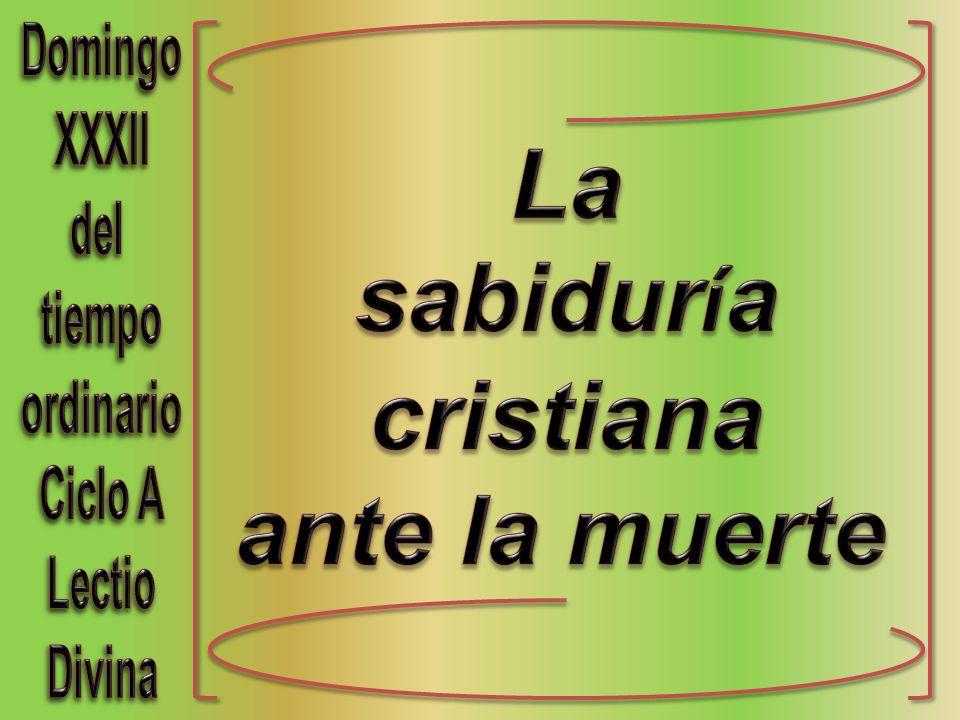 Cada vez que nos reunimos para cele- brar la Eucarist í a, hacemos presente al Se ñ or.