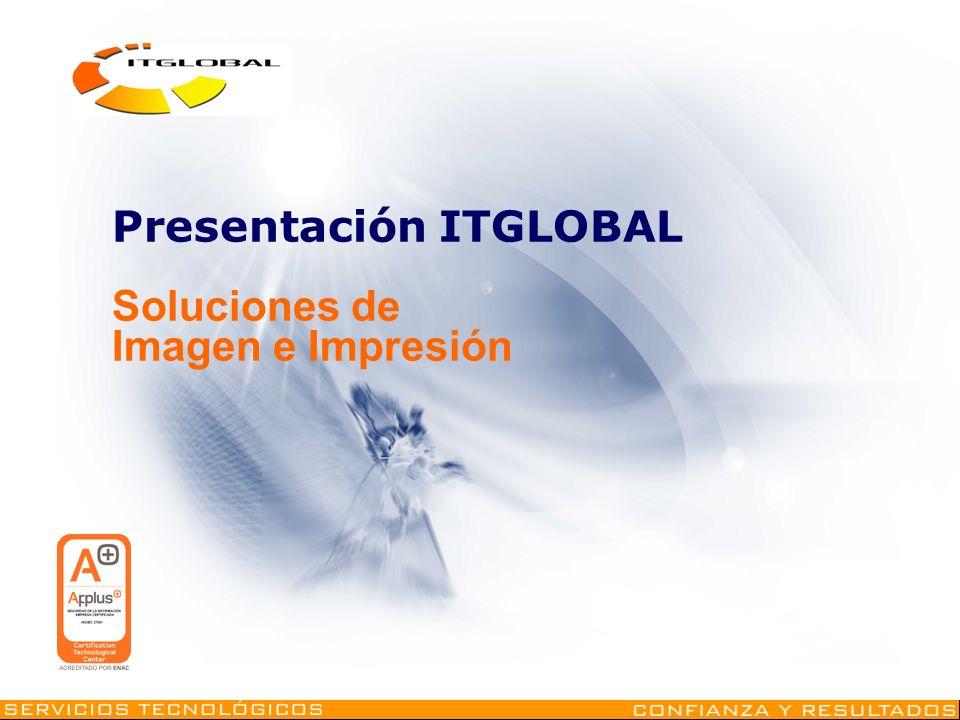 Index 1. Presentació 2. Els Nostres Valors 3. Estràtegia Comercial 4. Serveis 5. Partners & Resellers 6. Referencies Clients Presentación ITGLOBAL Sol