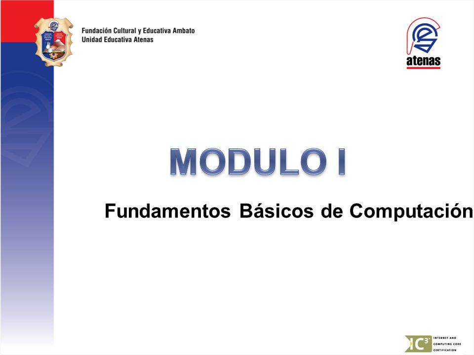 Fundamentos Básicos de Computación