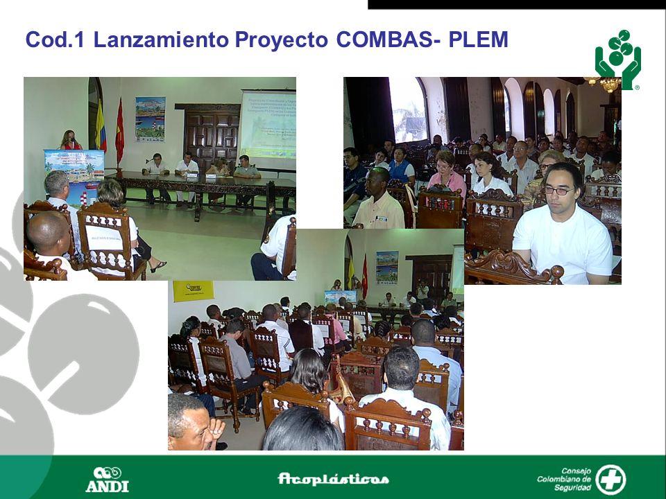 Cod.1 Lanzamiento Proyecto COMBAS- PLEM