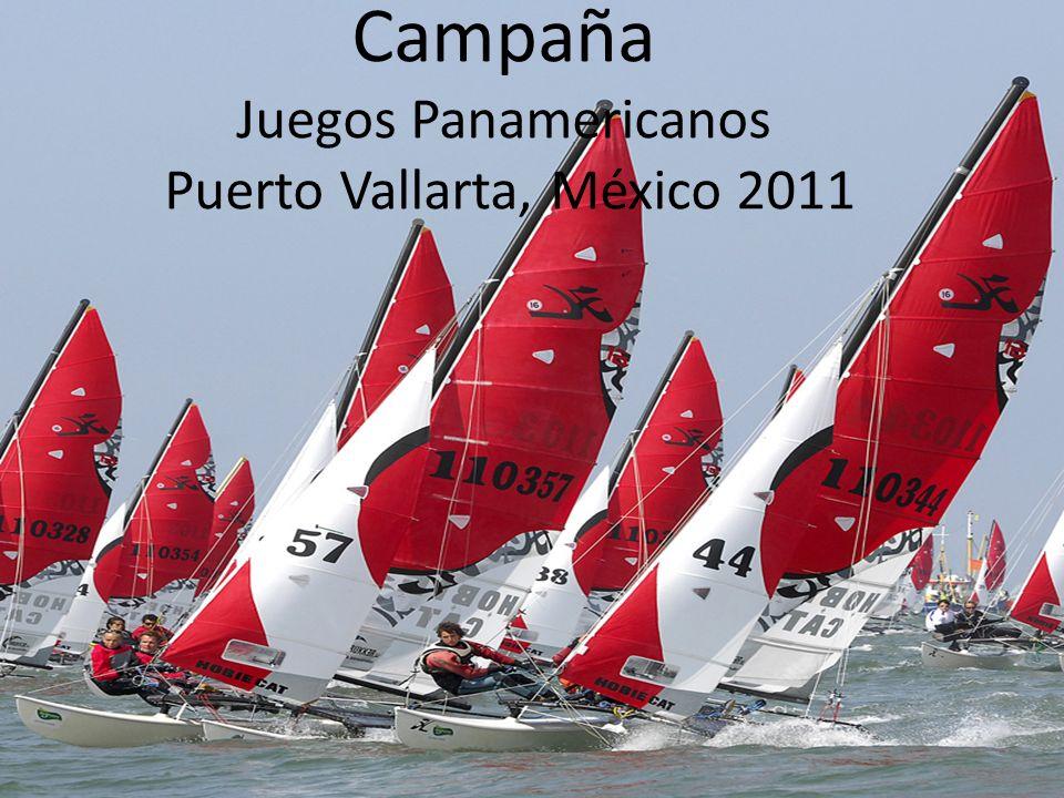 Campaña Juegos Panamericanos Puerto Vallarta, México 2011