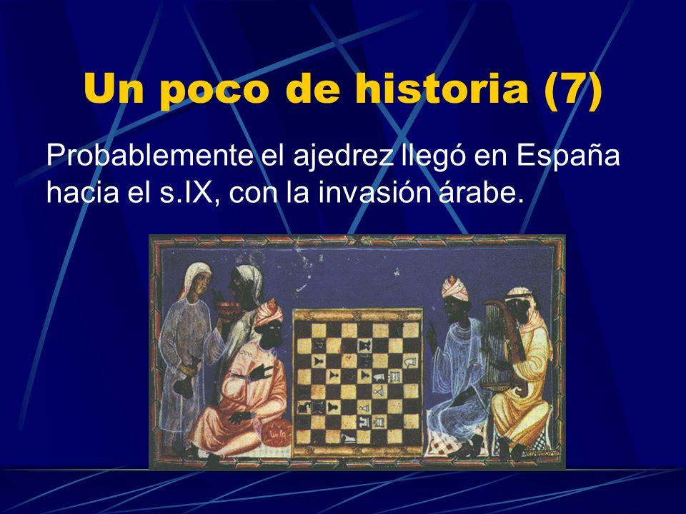 Un poco de historia (6) Por las rutas de la sal, de las especias y de la seda el ajedrez se introdujo en China y Persia (Irán). Las conquistas árabes