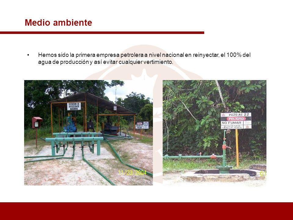 Medio ambiente – Monitoreos participativos Desarrollamos Monitoreos Ambientales Participativos con los pobladores de nuestras comunidades.