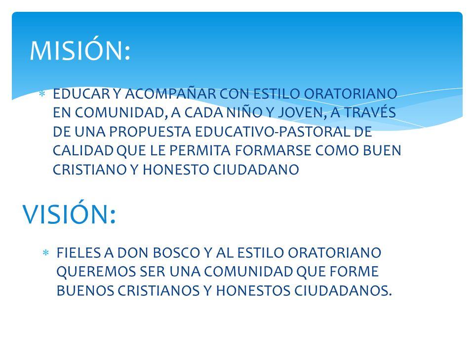 ACLE: FORTALEZAS : Participación externo en tres campeonatos Nacionales Salesianos: Voleybol – en Concepción ;Basquetbol- en Copiapó (4°Lugar) y Baby-futbol- en Talca.