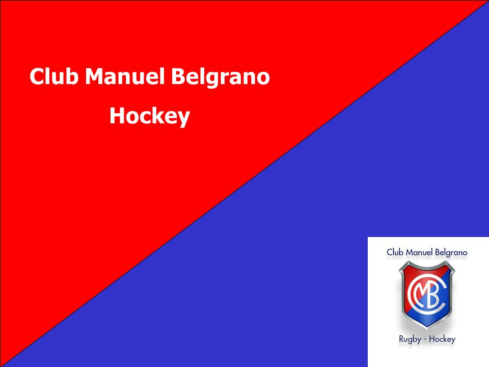Club Manuel Belgrano Hockey
