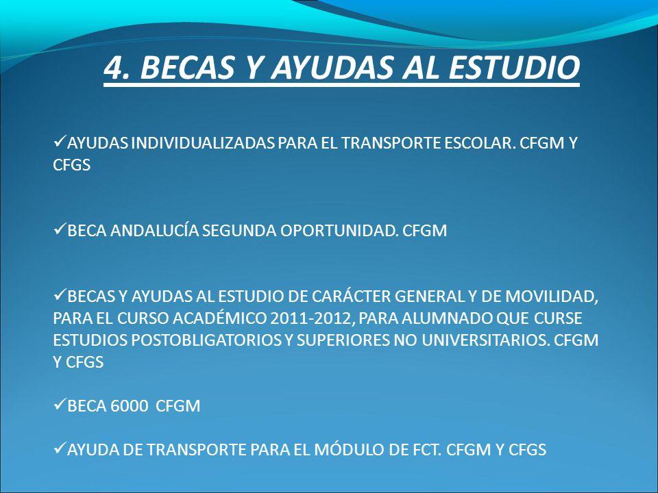 AYUDAS INDIVIDUALIZADAS PARA EL TRANSPORTE ESCOLAR.