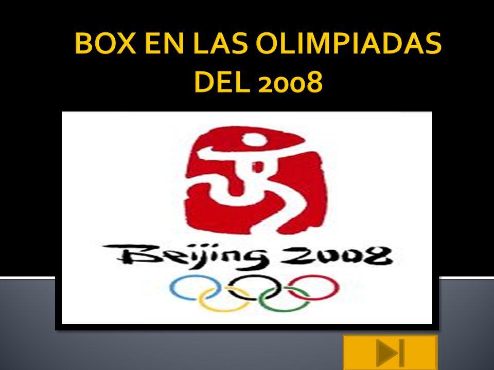 El Boxeo figura entre los deportes o disciplinas más gloriosos de los Juegos Olímpicos.