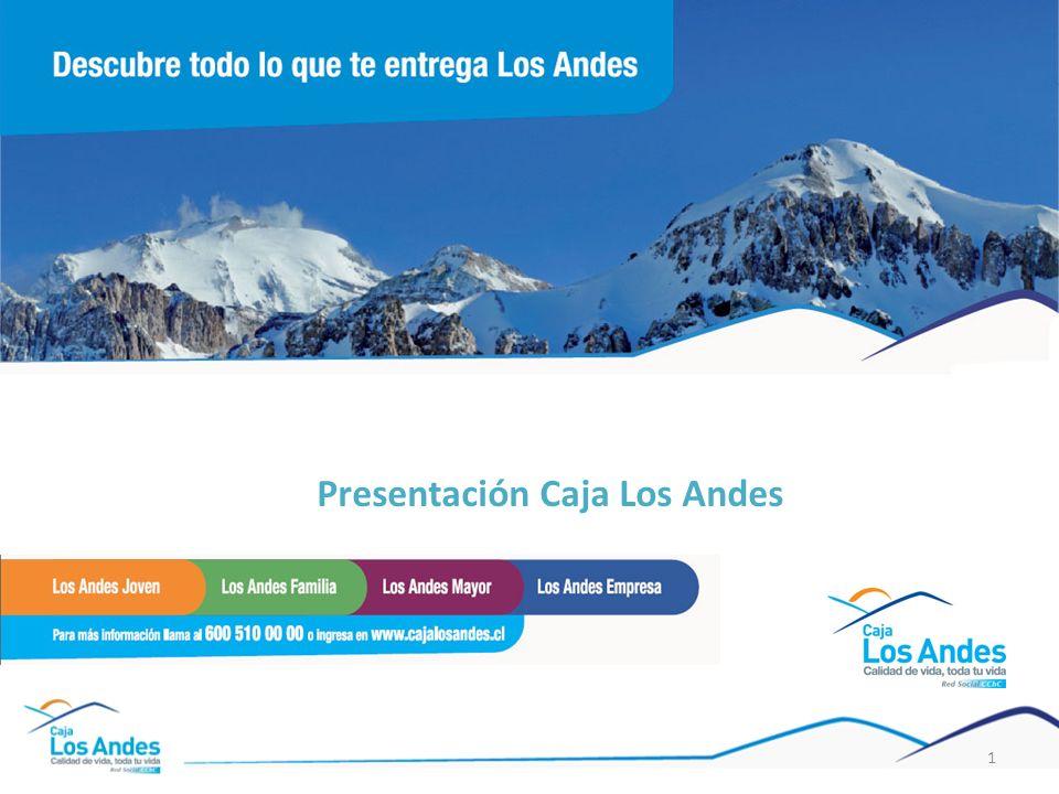 1 Presentación Caja Los Andes