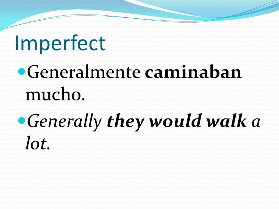Háganlo ahora-el 15 de enero What are the three irregular imperfect verbs.
