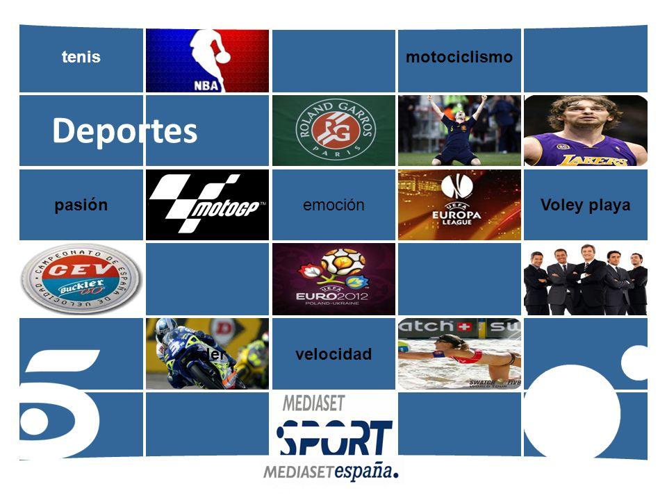 1,9 %Share 1,3 Posicionamiento HB 25-44 Afinidad Vs AD 235 86 Campeonato de España de Velocidad DOCUMENTALES Energy (1,02%) registra el mejor estreno