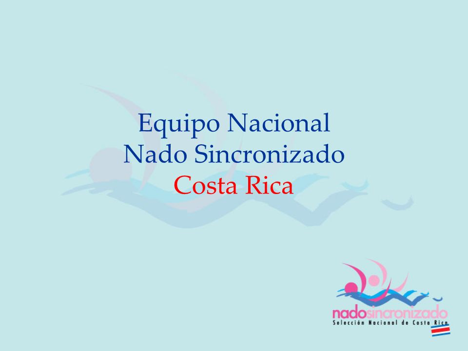 Natalia Jenkins Noguera atleta, 13 años Atleta del Equipo Nacional desde 2004.