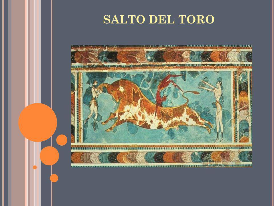 SALTO DEL TORO