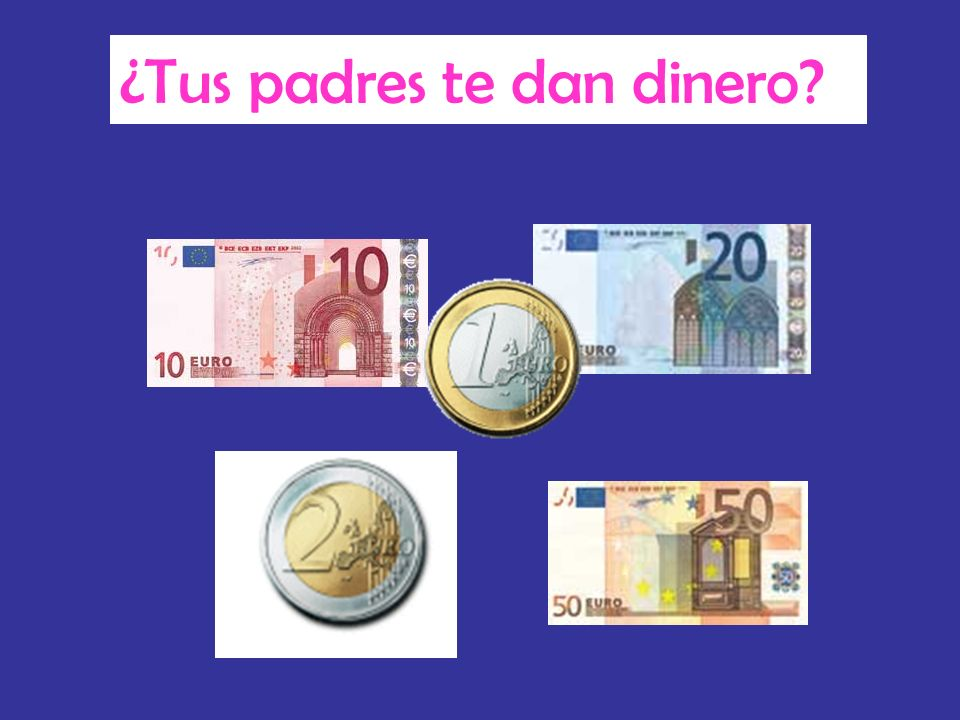 ¿Cuánto es un euro.