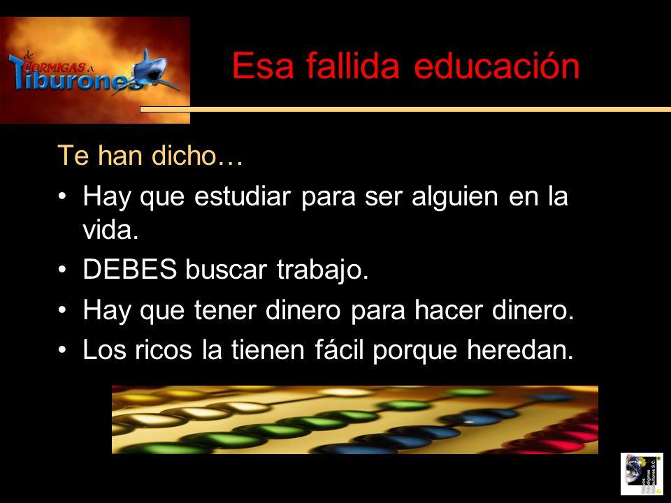 Quien NO tiene sueños, que se prepare a tener dueños. Luis Eduardo Aute. Do or do not, TRY NOT