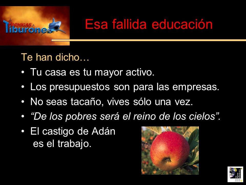 Esa fallida educación MéxicoPoblación TotalProfesionistas CensoMillones % % 197052 90.3% 1.1 945% 20009911.5 Crecimiento Económico: 300% Inflación: 18,000%