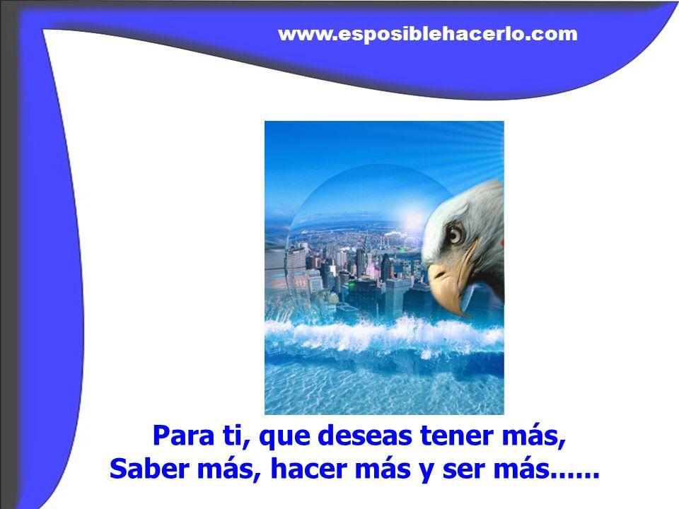 MANUAL DE INGENIERIA HUMANA AvanLife Líder Mundial en Crecimiento y Superación Personal www.esposiblehacerlo.com