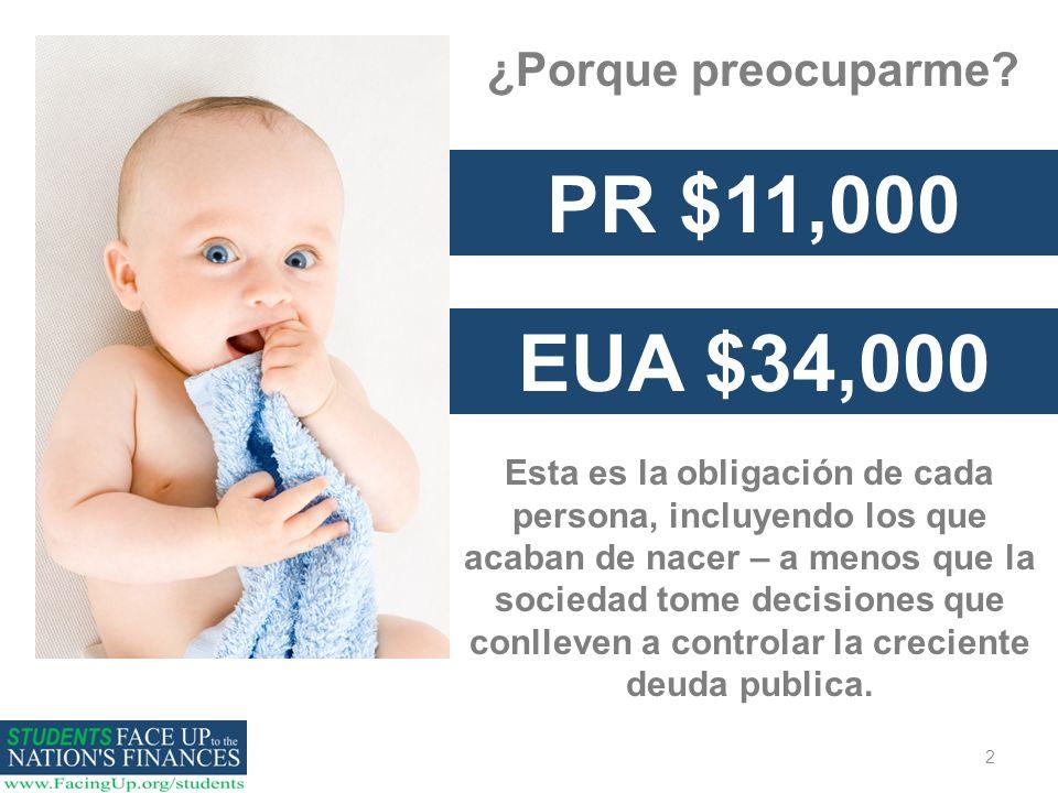 2 PR $11,000 Esta es la obligación de cada persona, incluyendo los que acaban de nacer – a menos que la sociedad tome decisiones que conlleven a contr