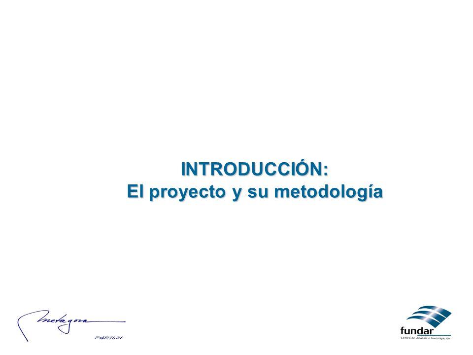 INTRODUCCIÓN: El proyecto y su metodología