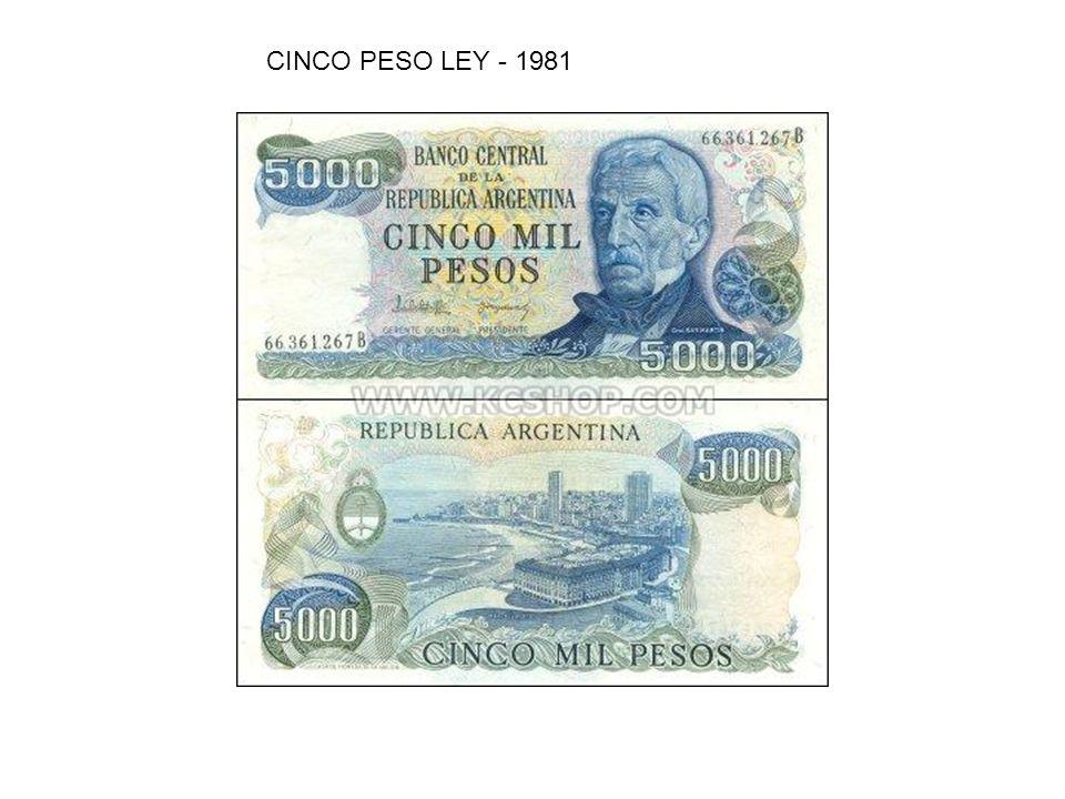 1976 MILITARES DEUDA EXTERNA 40.000 MILLONES 1982 ALFONSIN DEUDA:68.000 M, RESERVAS 800 MILLONES.