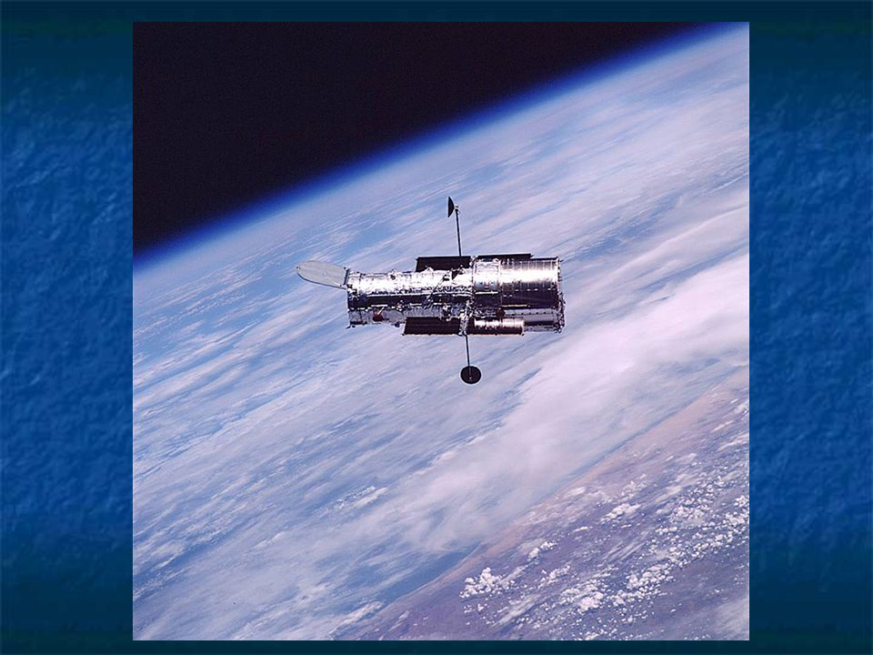 HST in Orbit