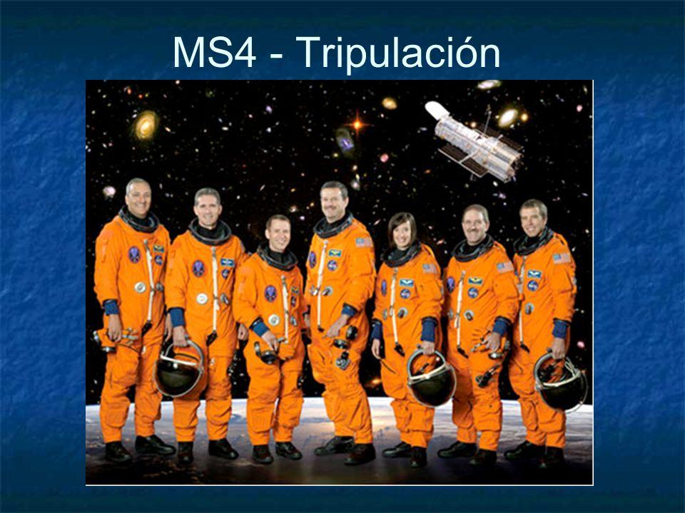 MS4 - Tripulación