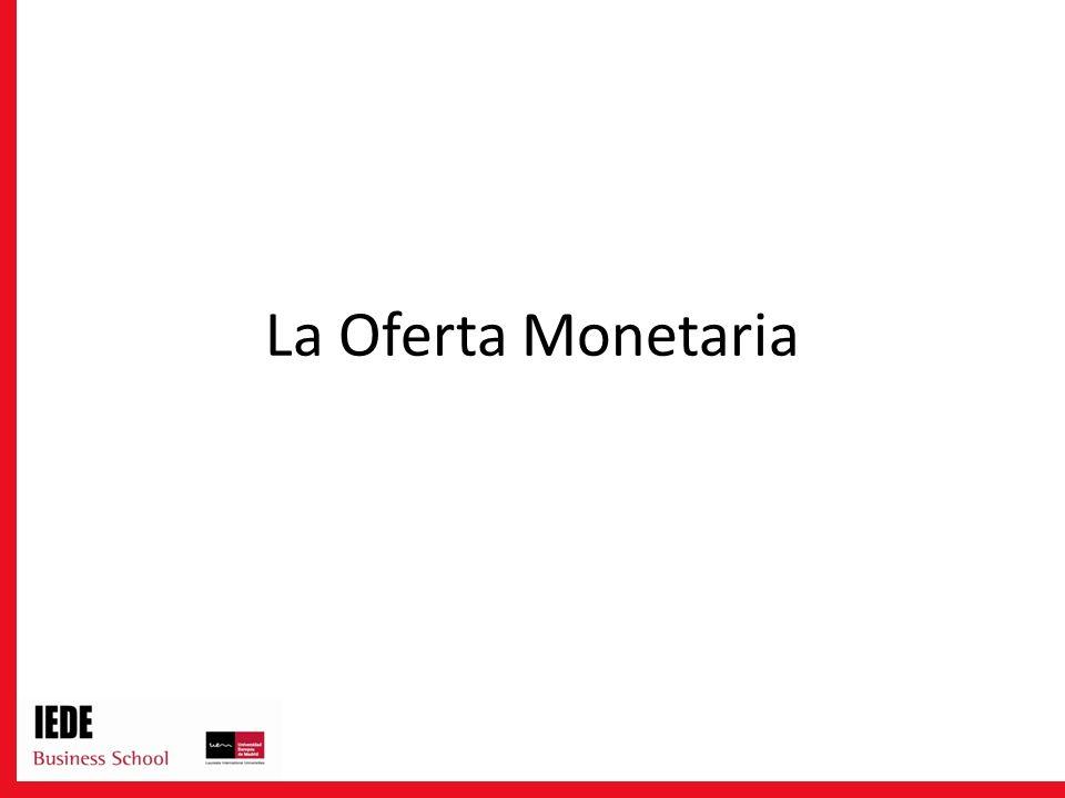 La Oferta Monetaria
