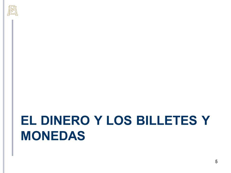 EL DINERO Y LOS BILLETES Y MONEDAS 5