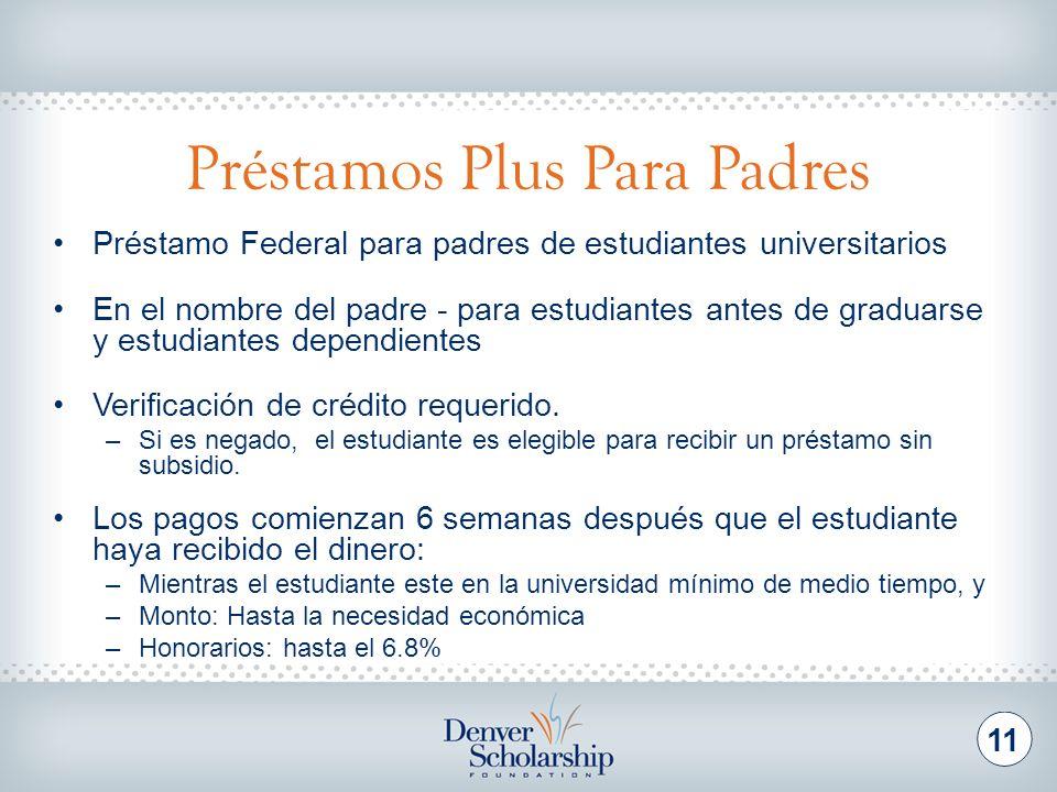 Préstamos Plus Para Padres 11 Préstamo Federal para padres de estudiantes universitarios En el nombre del padre - para estudiantes antes de graduarse