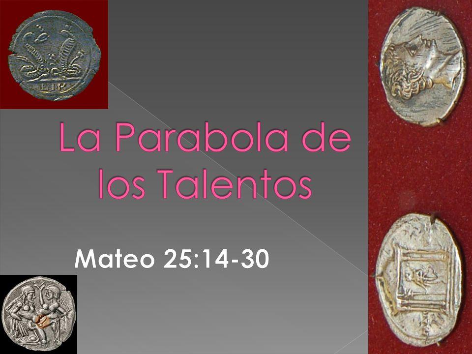 La parábola de los talentos es una de las parábolas más predicadas en la cristiandad.