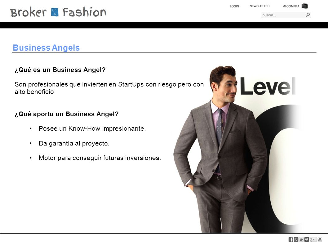 Business Angels ¿Qué es un Business Angel.