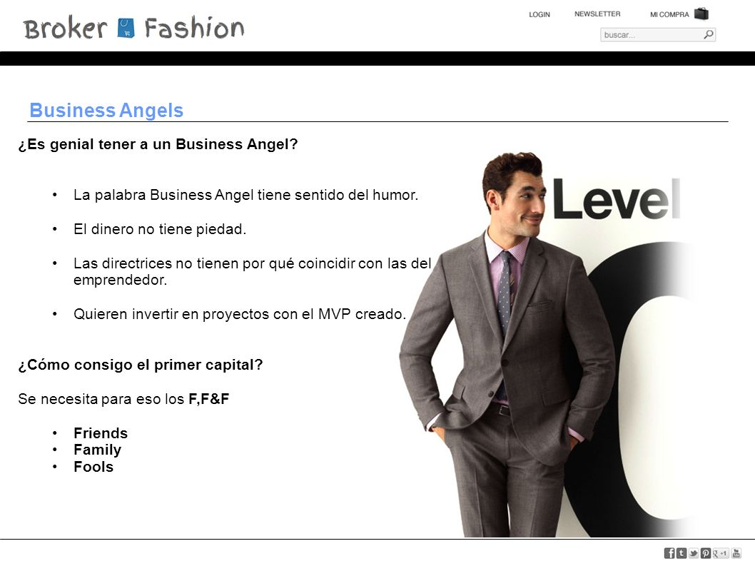 Business Angels ¿Es genial tener a un Business Angel.