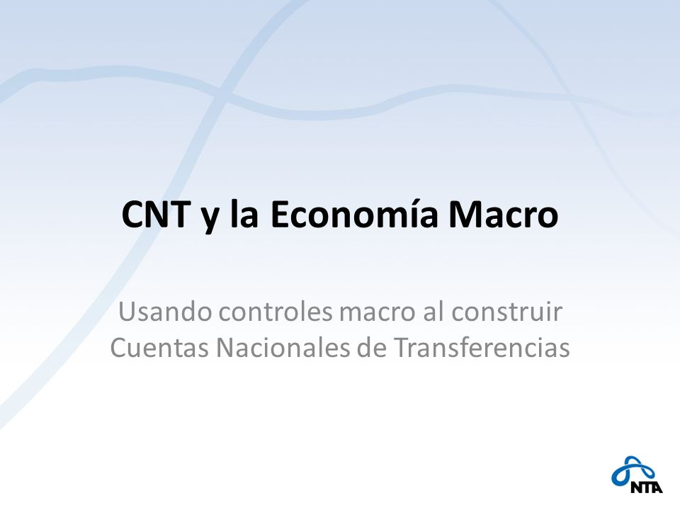 Estimando la matriz completa de transferencia Valores podrían estar disponibles de las agencias de estadísticas.