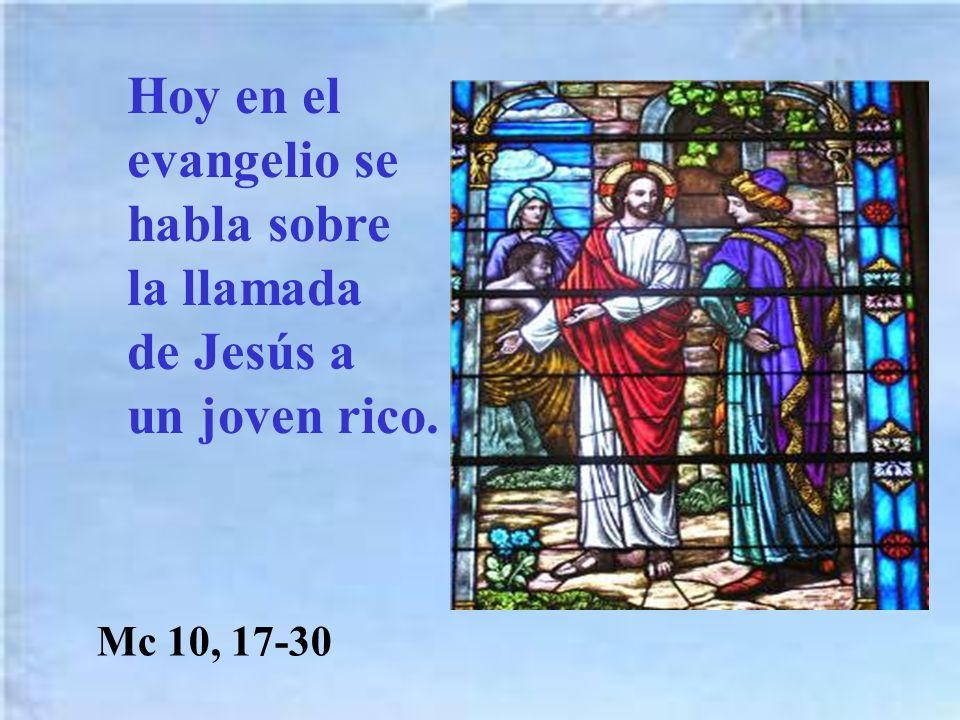 En el Evangelio aparece a veces el Jesús radical y a veces el Jesús moderado.