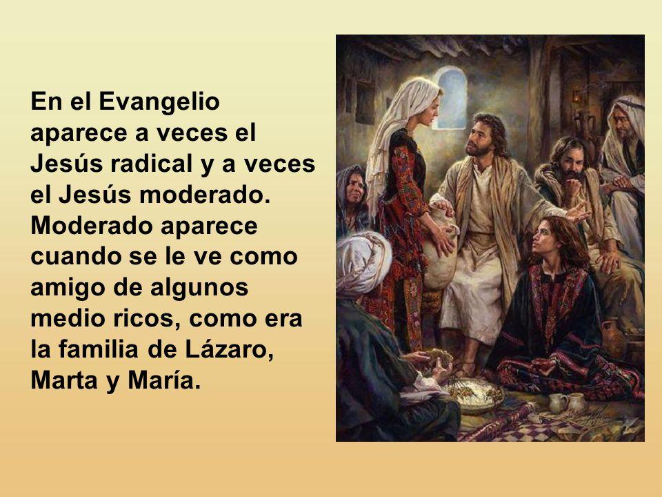 Jesús había visto muchos pobres en su sufrimiento y le dolía su situación; pero ahora más le duele que, mientras sufren los pobres, aquel joven rico s