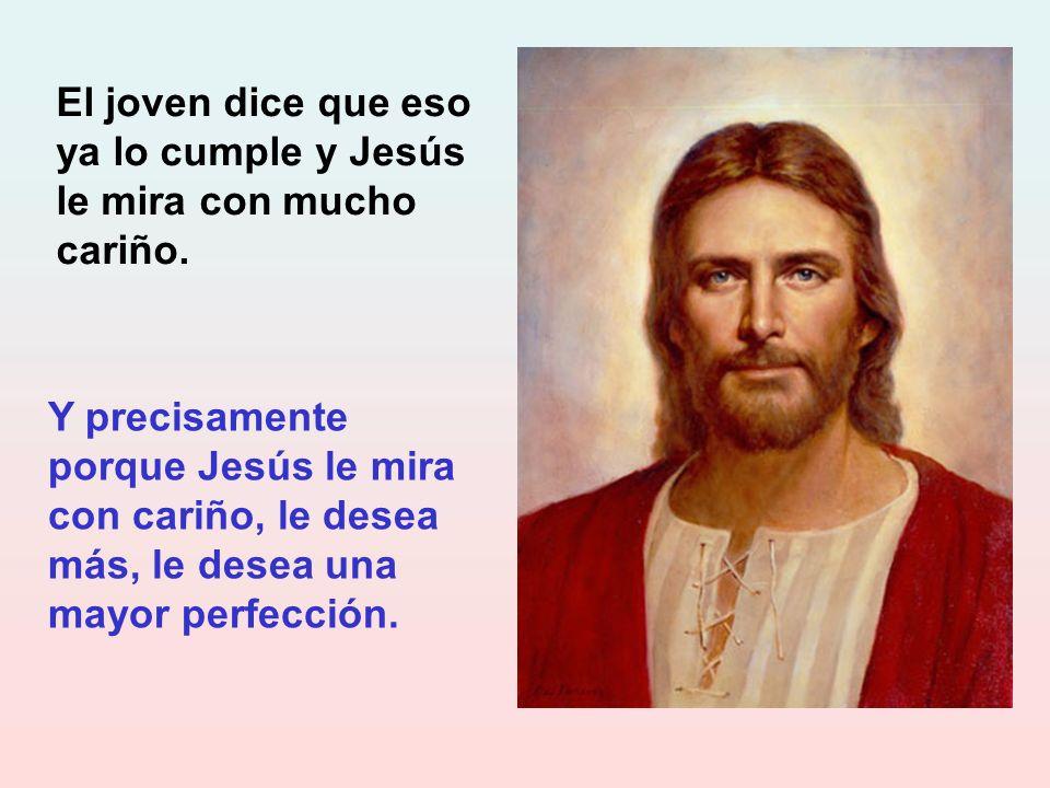 Sin embargo Jesús, además de sus palabras, nos enseña con su vida que no tiene donde reclinar su cabeza.