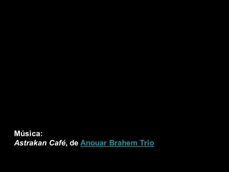 Música: Astrakan Café, de Anouar Brahem TrioAnouar Brahem Trio