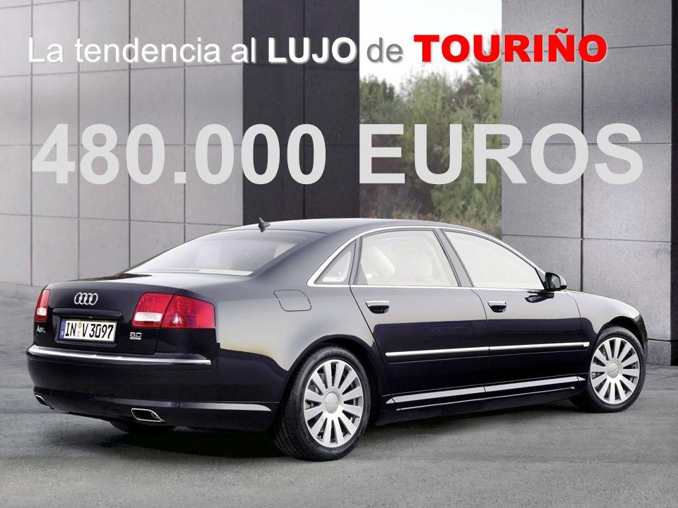 La tendencia al LUJO de TOURIÑO 480.000 EUROS