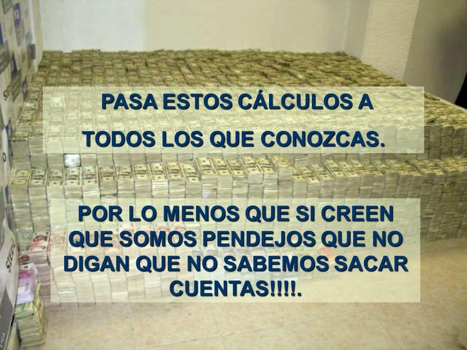 ¡ÉSTA, ES LA CRISIS!!!!!!. ¡DEJENSE YA DE MAMADAS,Y DE VERNOS LA CARA DE PENDEJOS!!!!!.