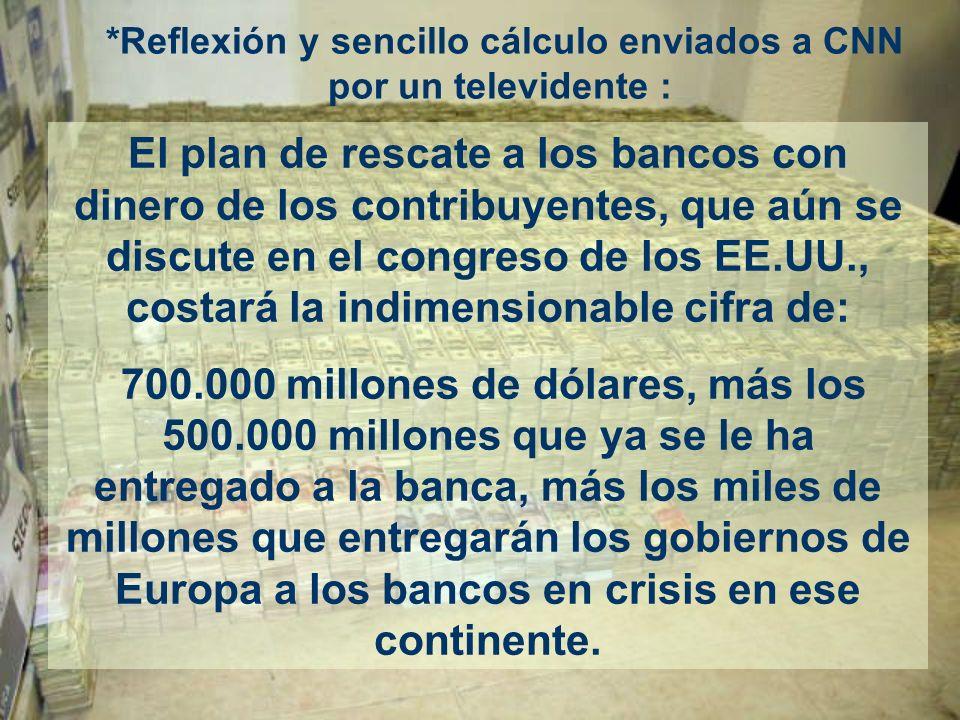 ¡ÉSTA, ES LA CRISIS!!!!!!.¡DEJENSE YA DE MAMADAS,Y DE VERNOS LA CARA DE PENDEJOS!!!!!.