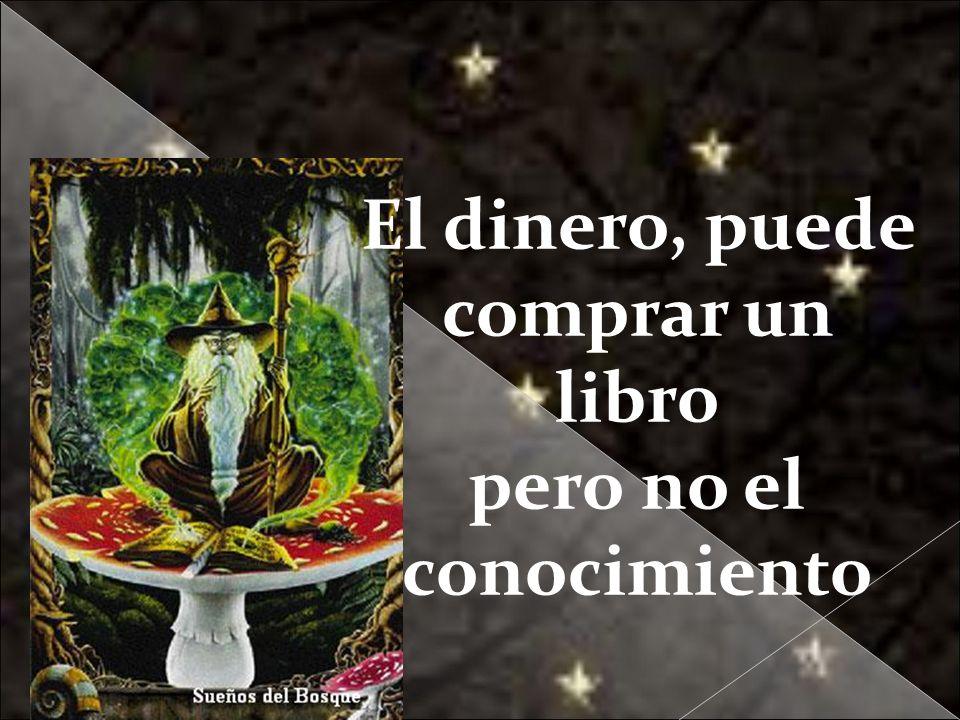 Galvany Bladimir Valdivia Tirado galvanybvtvida@gmail.com galvanybvtvida@yahoo.es galvanybvtvida@hotmail.com El dinero, puede comprar un libro pero no el conocimiento