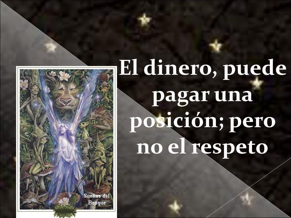 Galvany Bladimir Valdivia Tirado galvanybvtvida@gmail.com galvanybvtvida@yahoo.es galvanybvtvida@hotmail.com El dinero, puede pagar una posición; pero no el respeto