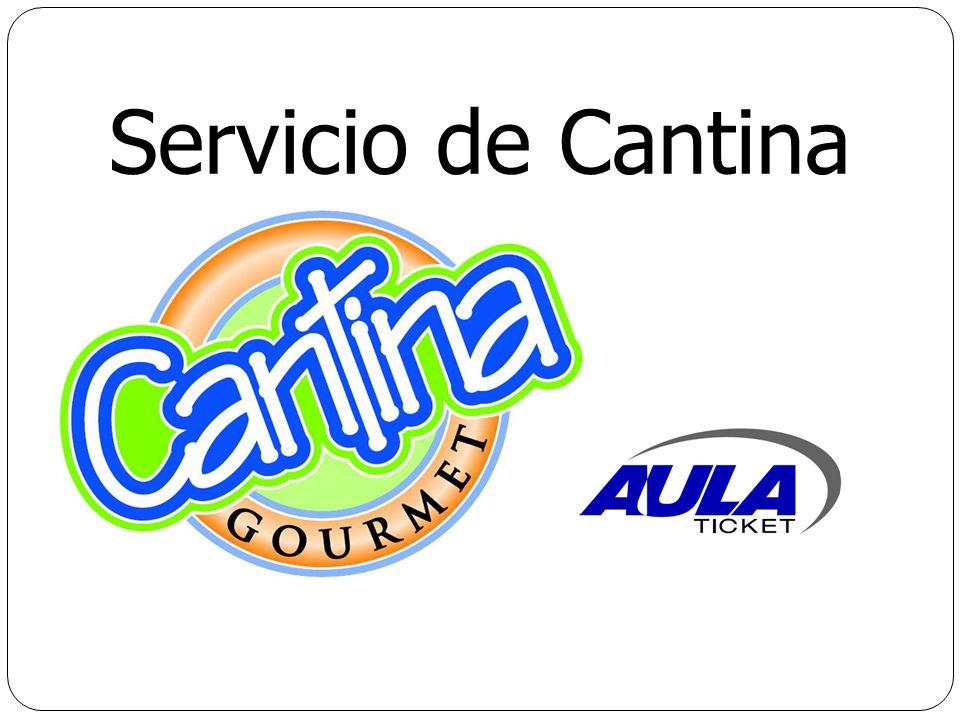Servicio de Cantina