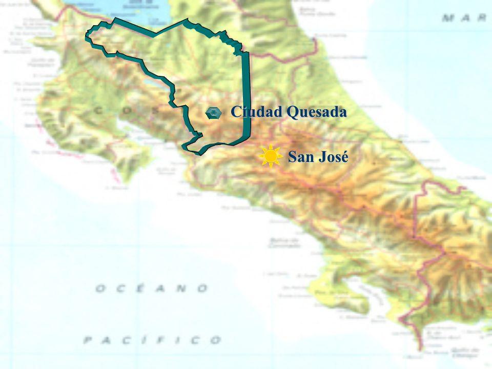 San José Ciudad Quesada