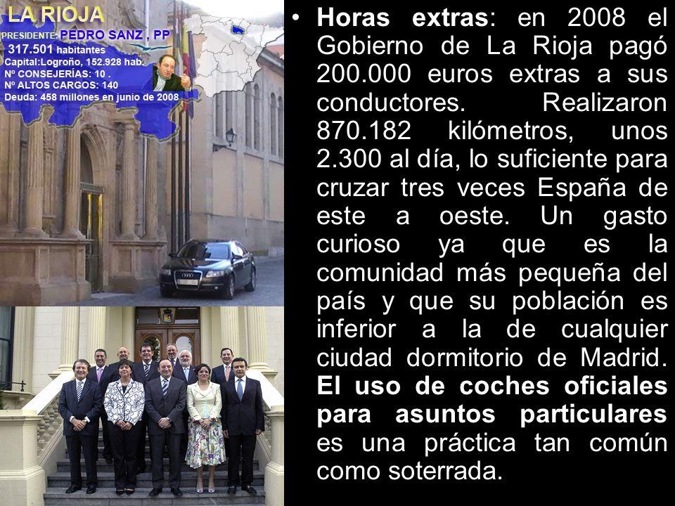 Mariscadas: no hay límite legal para las comidas de representación de los políticos españoles. Tampoco hay fiscalización previa a la hora de comprar j