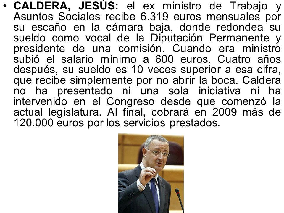 BOTELLA, JOSÉ: el cuñado de José María Aznar fue fichado en Bruselas, desde las oficinas del PP en esa capital. En el tribunal que lo examinó para fun