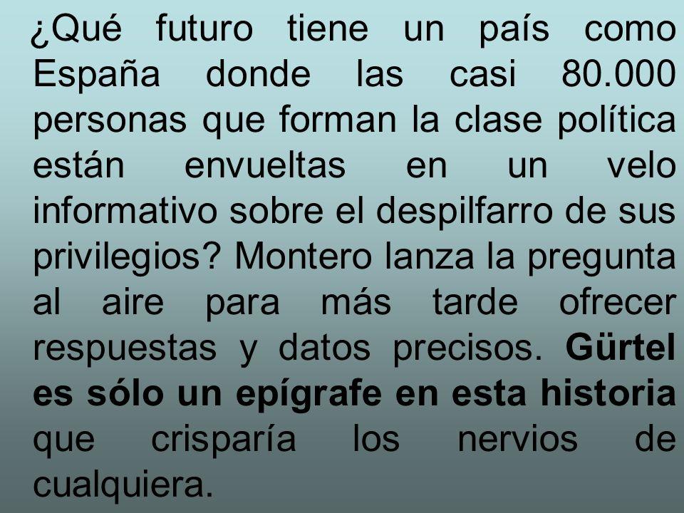 Daniel Montero Bejerano acaba de publicar La Casta. El increíble chollo de ser político en España. Este libro es un guiño a su homónimo italiano, publ
