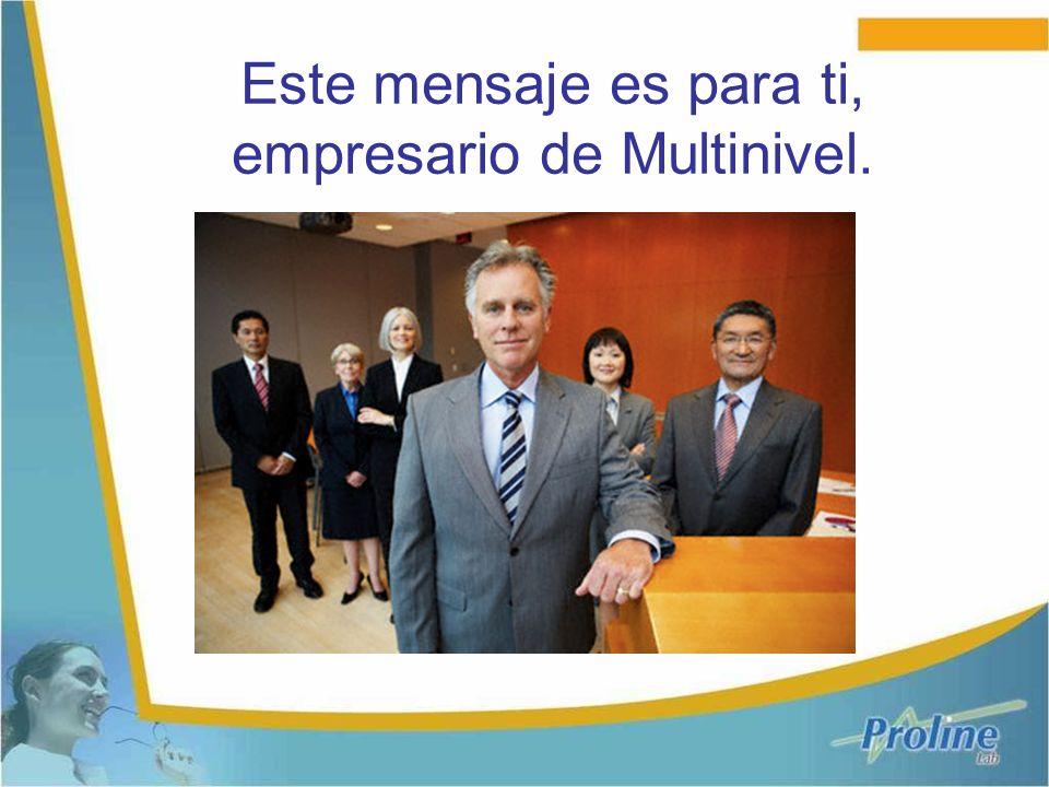 De todas las opciones de negocio Multinivel ¿Cual elegirías?