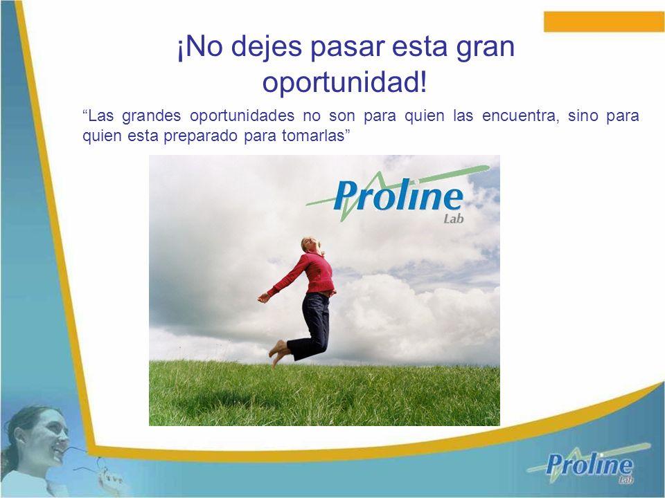 Las grandes oportunidades no son para quien las encuentra, sino para quien esta preparado para tomarlas ¡No dejes pasar esta gran oportunidad!